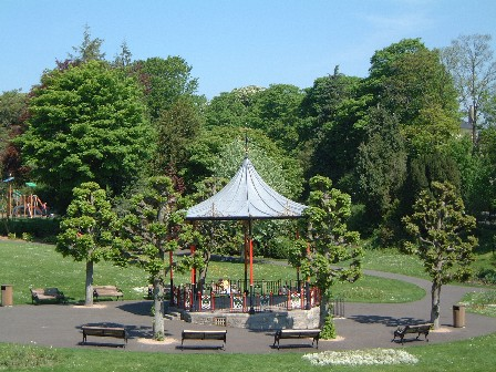 Borough Gardens Bandstand