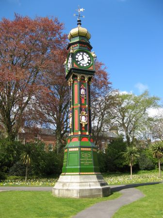 Borough Gardens Clock Tower