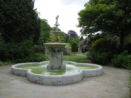 Borough Gardens Fountain