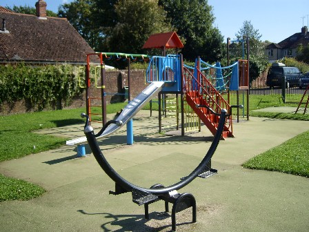 Edward oad Play Area
