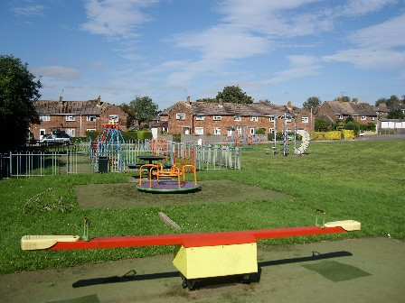 Elizabeth Place Play Area