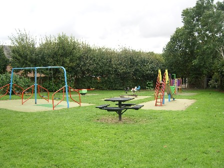 Mellstock Avenue Play Area