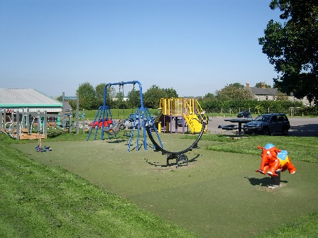Sandringham Sports Centre Play Area