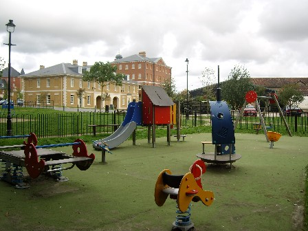 Woodlands Crescent Play Area